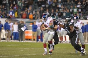Giants @ Philadelphia Eagles
