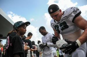 NFL: Philadelphia Eagles Training Camp